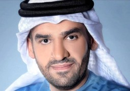 حسين الجسمي يتضامن مع أحداث فرنسا