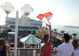 Stars On Board في نسختها السادسة تحدّت الأزمات وجمعت كلّ العرب