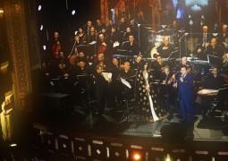 احلام تعبر عن اعجابها الكبير بالغناء مع هاني شاكر
