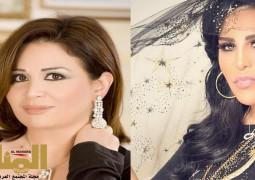 بالفيديو.. احلام الشامسي مع الهام شاهين خلال زيارتها لـ مصر