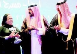 السعودية أمام نقلة مسرحية شاملة على لسان حياة الفهد
