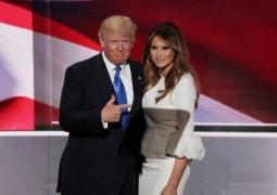 زوجة ترامب متهمة بالسرقة الأدبية من خطاب ميشيل أوباما