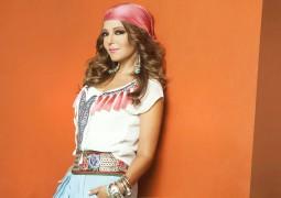 """الديفا تهنئ أحلام على أغنيتها الجديدة """"طلقة"""" """""""