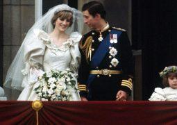 أسرار تُكشف للمرة الأولى عن ثوب زفاف الأميرة ديانا