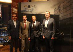 جينيسيس تهدف إلى وضع تعريف جديد لسوق السيارات الفاخرة  في الشرق الأوسط