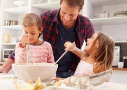 الأطعمة التي  تنمي ذكاء الأطفال