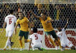 أستراليا تقتنص الفوز على الإمارات