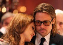 أنجلينا جولى ترفض العمل مع براد بيت وتنسحب من فيلم Africa