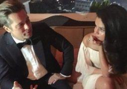 ديلى ميل: أنجلينا جولى انفجرت من الغضب بسبب صورة براد بيت مع سيلينا جوميز