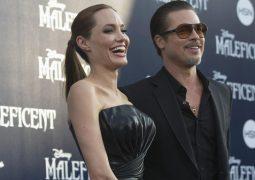 أنجلينا جولي بعد طلبها الطلاق من براد بيت براد بيت  يرد أشعر بحزن شديد.. لكن المهم الآن هو حياة أبنائنا