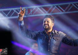 محمد حماقى يشعل الحماس في حفلا غنائيا ناجحا لتنشيط السياحة بالغردقة