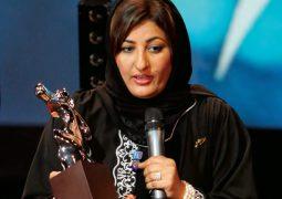 الإماراتية نجوم الغانم عضو لجنة تحكيم وثائقي الإسكندرية