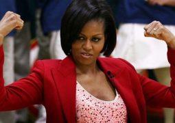 خاص للمنارة : ماذا ارتدت ميشيل أوباما في حفل جوائزفينكس للموتمر التشريعي السنوي لموسسة السود