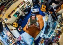 مصور يعكس اختلاف الثقافات بصورة لغرف نوم كل شعوب العالم