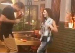 """خالد سليم يرقص مع ميريام فارس"""""""