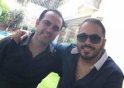 وائل جسار يبارك لرامى عياش مسلسله الجديد