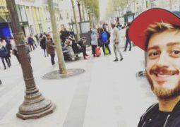 إلقاء القبض على سعد المجرد في باريس بتهمة إغتصاب فتاة
