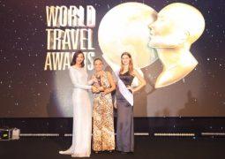 ريكسوس باب البحر  يحصد جائزة أفضل منتجع  ذو نظام الخدمة الشاملة في الشرق الأوسط  من جوائز السفر العالمية لعام 2016
