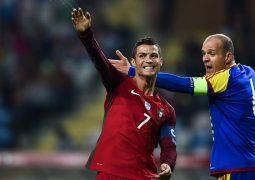 فوز مستحق لكل من سويسرا والبرتغال  في تصفيات كأس العالم القادمة