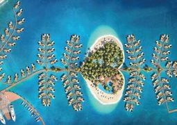 جزيرة سان بيترسبرغ  دبي الوجهة الأولى لكل عروسين