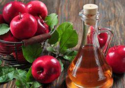 قوة خل التفاح في إنقاص الوزن