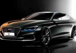 هيونداي موتور تكشف عن الصور الأولى لسيارة أزيرا الجديدة كلياً