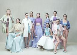 وفد الأزياء الإندونيسية يكشف النقاب عن مواهب مبدعة في أسبوع الموضة العربي