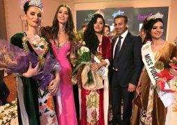 د. نادر صعب ينتخب ملكة جمال كردستان في العراق!