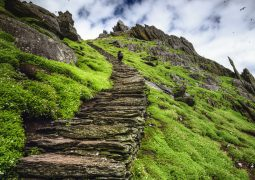 سكيليج رينج في ايرلندا أحد أبرز الوجهات السياحية في العالم للعام 2017