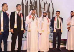 مجموعة الوداي الأخضر العالمية للعقارات تكرم فنانين وإعلاميين إماراتيين بمناسبة العيد  الوطني لدولة الإمارات