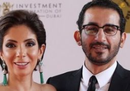 """أحمد حلمى لـ زوجته منى زكي انتى جوهرة وتاج على راسى وسبب نجاحى"""""""