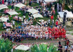 مهرجان المأكولات الفرنسية في دبي يجذب أكثر من 4000 زائر