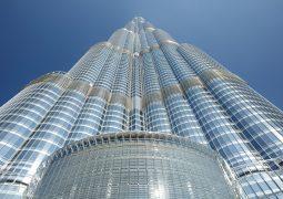 هانيويل تعلن عن أذكى مبنى في الإمارات – برج خليفة