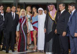 فرساتشي تفتتح قصرها في دبي