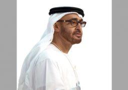 محمد بن زايد: نعزي أنفسنا بفقد ابننا «سعيد»