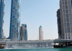 هيئة الطرق والمواصلات تنجز  مشروع قناة دبي المائية أهم المشروعات الحيوية في دبي