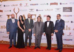 مهرجان: ضيافة: يكرم أهم نجوم الوطن العربي