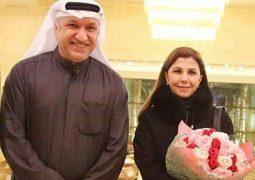 ماجدة الرومي تصل إلى الكويت لتحيي حفلها