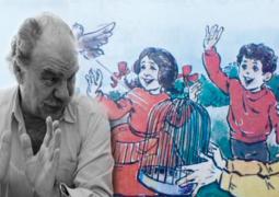 رحيل الفنان التشكيلي والصديق غير المعلن لكل طفل سوري