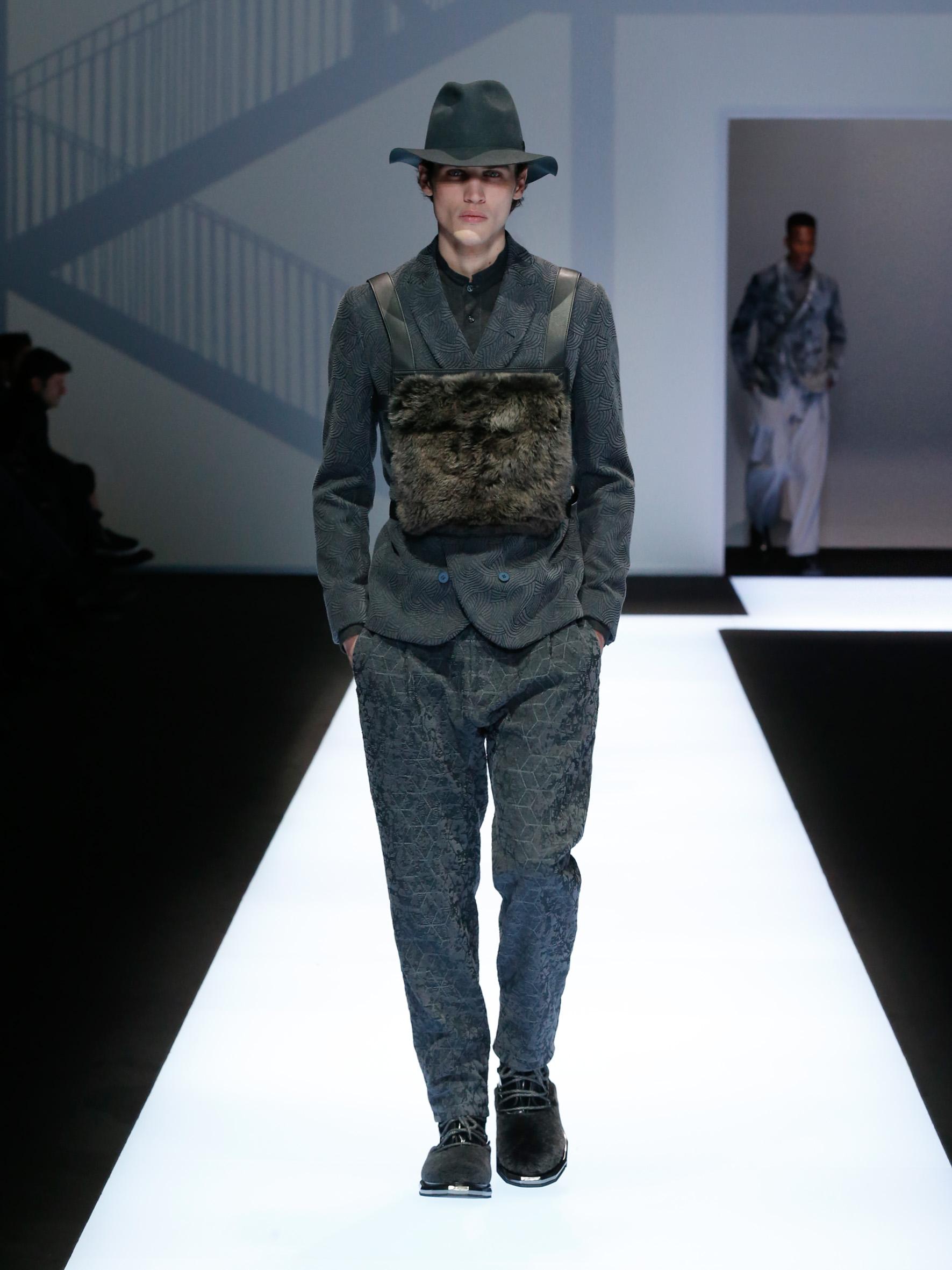 Emporio Armani Menswear FW17-18 (2)