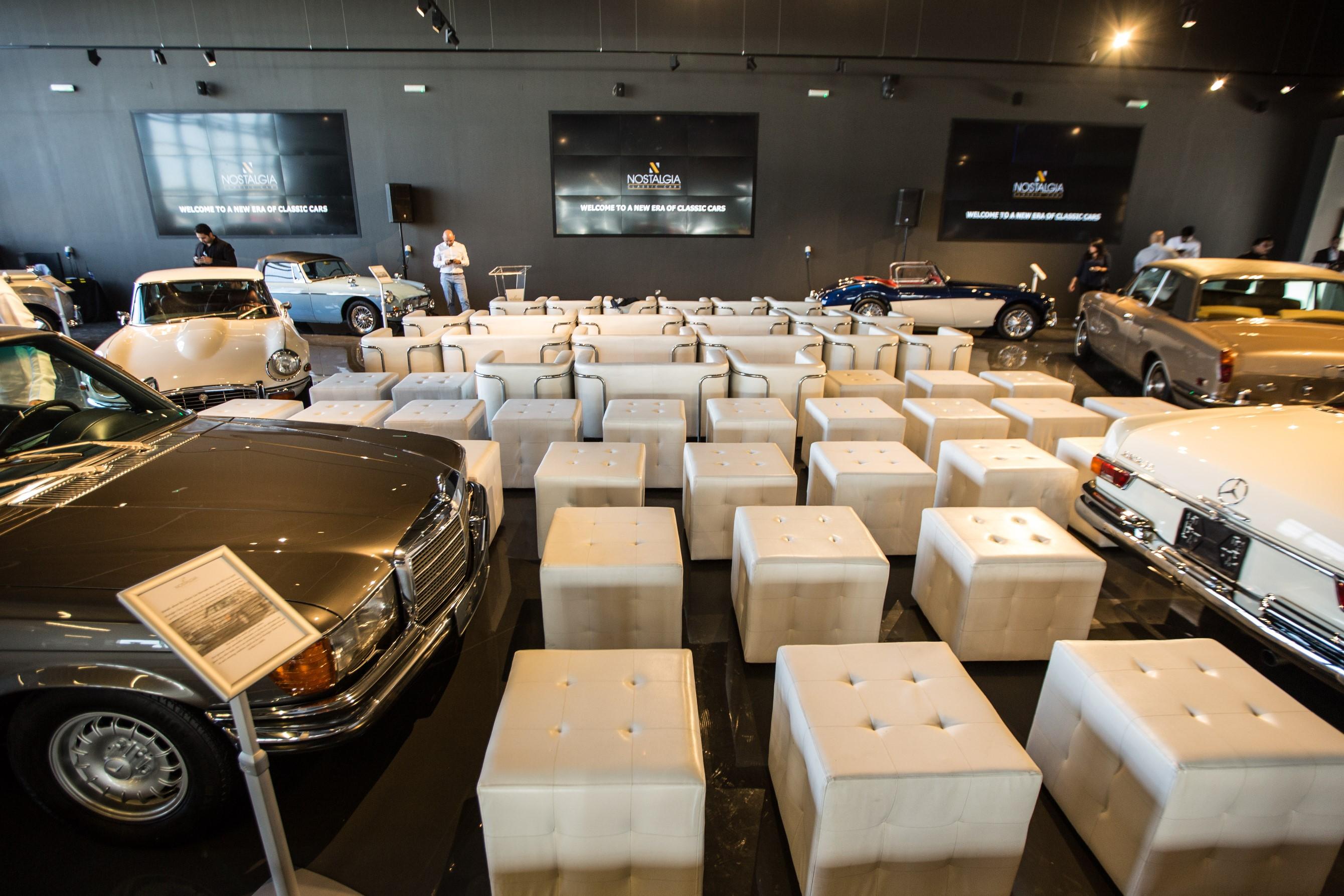 Launch of Nostalgia Classic Cars Showroom in the UAE (4)