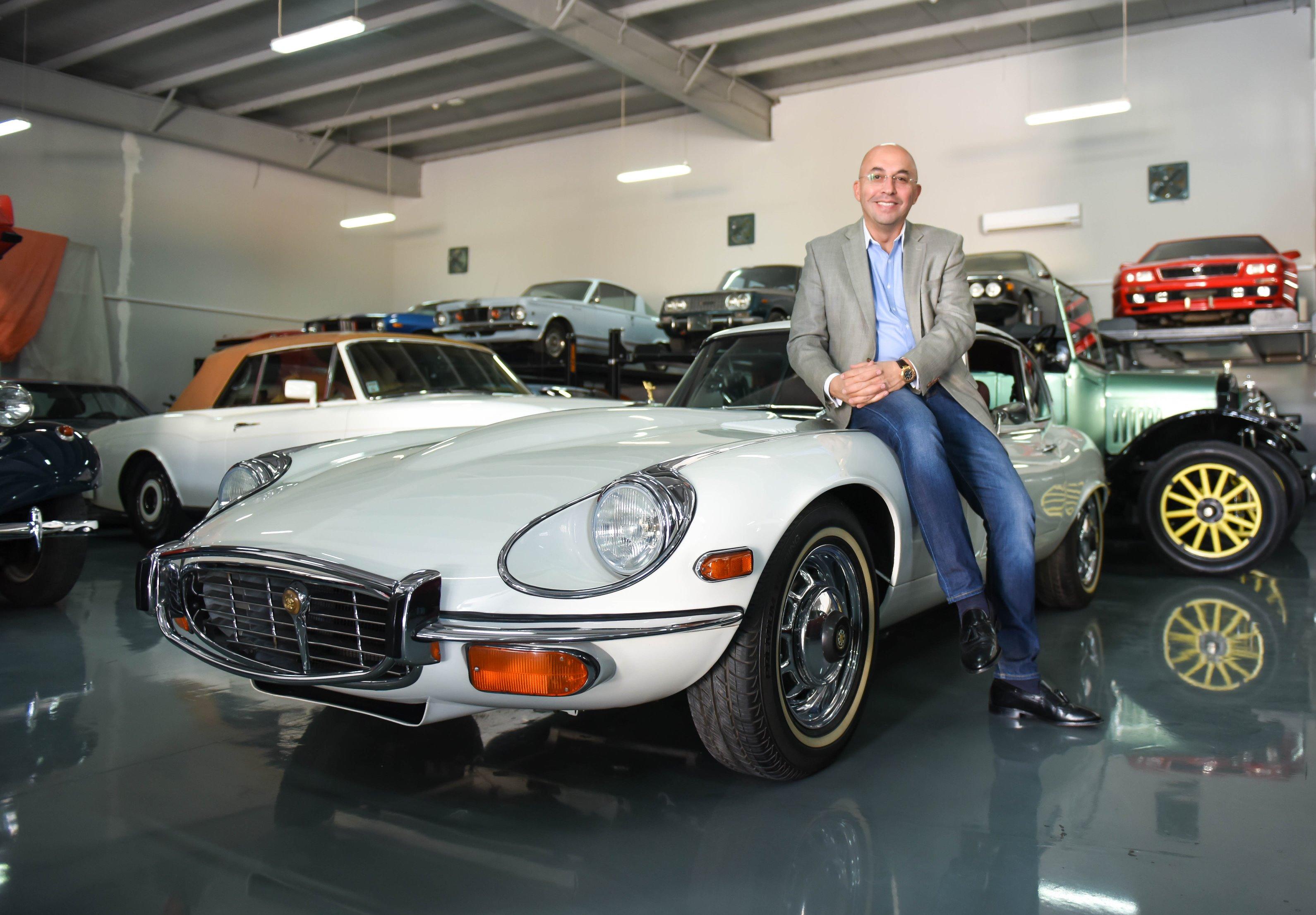 Mazin Al Khatib_CEO_NostalgiaClassicCars
