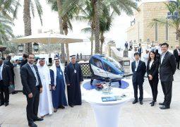 طرق دبي تعلن عن التشغيل التجريبي لأول مركبة جوية ذاتية القيادة في العالم قادرة على حمل إنسان