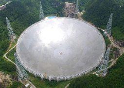 هل يتواصل الصينيون مع الكائنات الفضائية