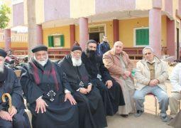 رجل من أقباط مصر يتبرع بأرض لبناء مسجد
