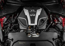 محرك إنفينيتي سداسي الأسطوانات بالتيربو المزدوج سعة 3.0 لتر  على قائمة واردز لأفضل 10 محركات لعام 2017