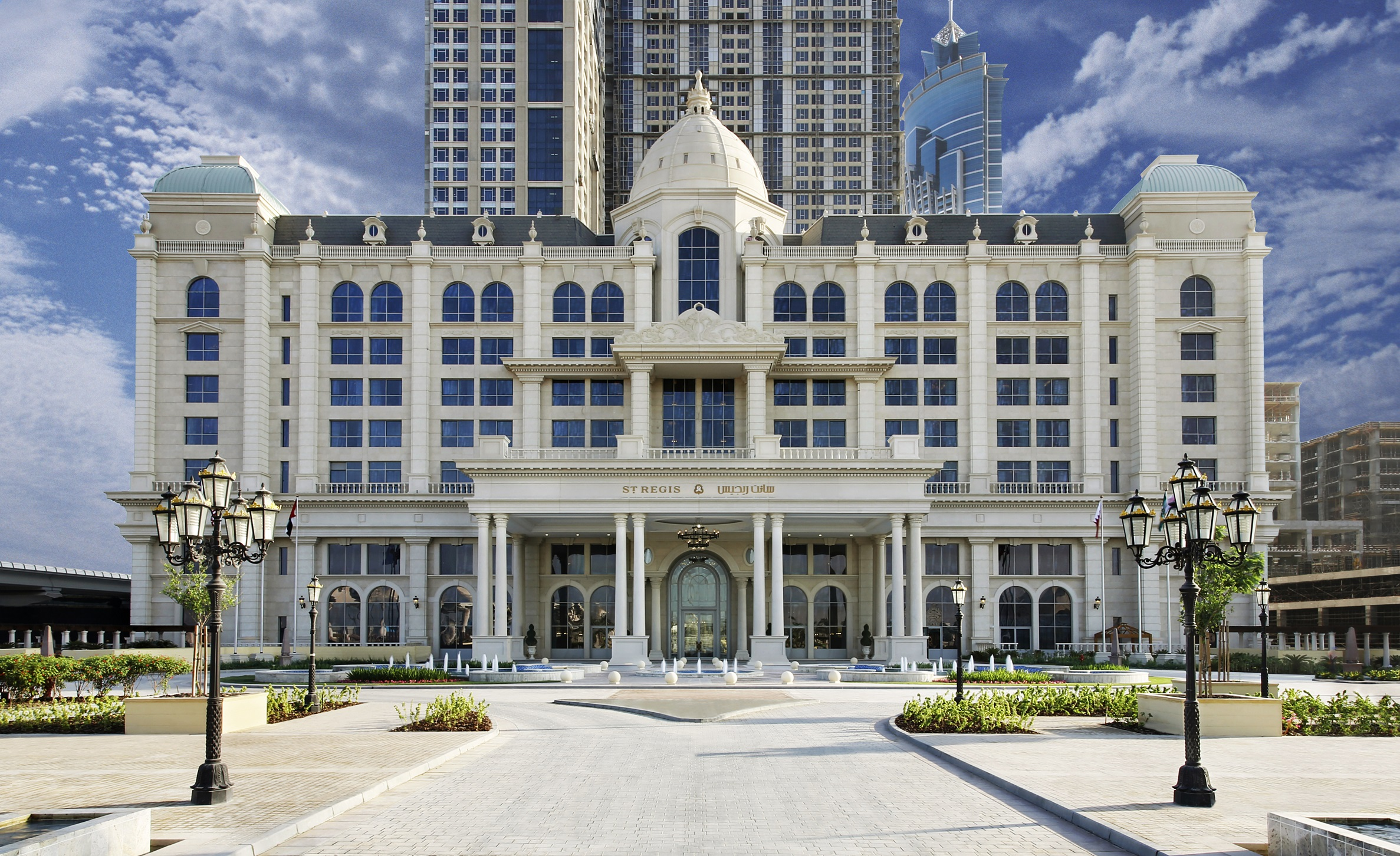 The St. Regis Dubai Exterior - Day shot