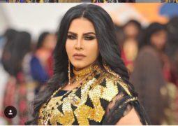 فنانة العرب أحلام  تغني ا لكويت في أعيادها الوطنية: