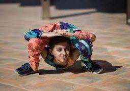 الطفل الفلسطيني محمد الشيخ يدخل موسوعة غنيس