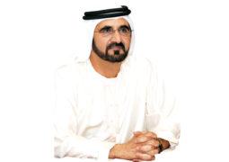 محمد بن راشد يعتمد تطوير شارع «طرابلس» بكلفة 500 مليون درهم